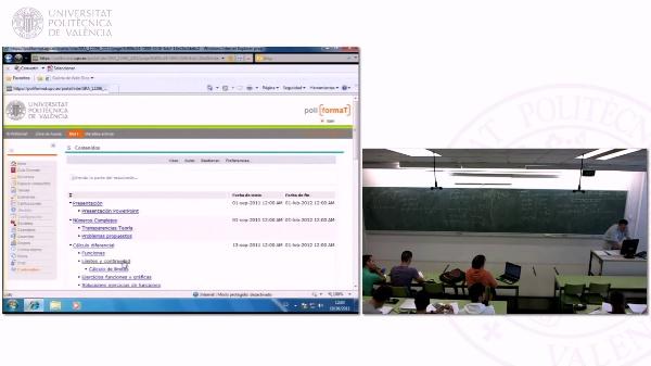 Clase del 18-10-2011