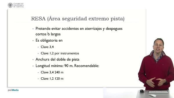 Ingeniería Aeroportuaria. La RESA (Runway End Safety Area)