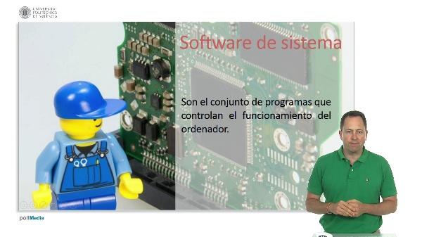 Sistemas de Información 1. Capítulo 2. Software de Sistema