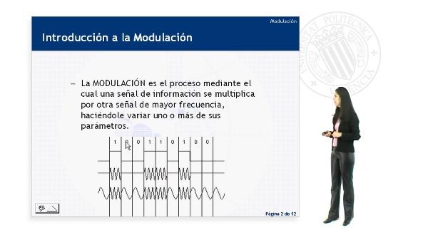 Modulación Analógica y Digital