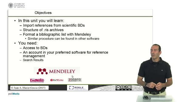Manage references (BASIC)