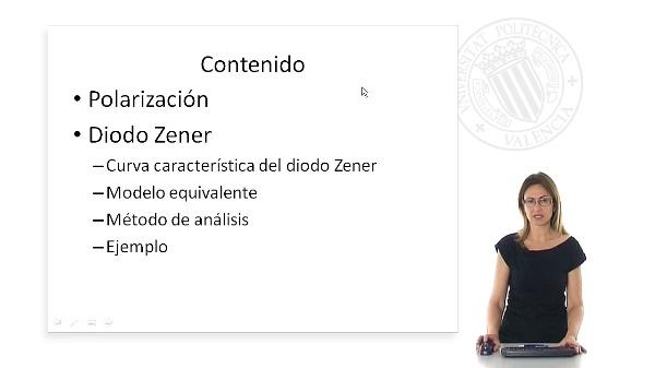 Polarización con Diodo Zener
