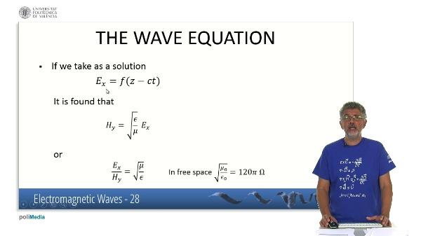Electromagnetic Waves (V)