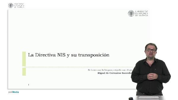 La Directiva NIS y su transposición