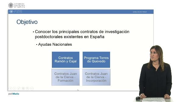 Ayudas postdoctorales Ramón y Cajal