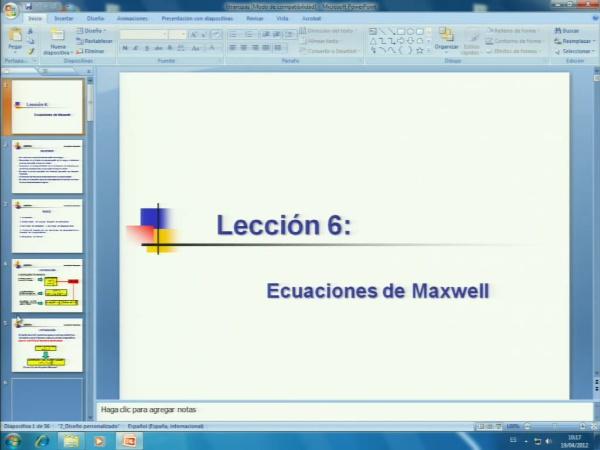 Clase del 19-04-2012