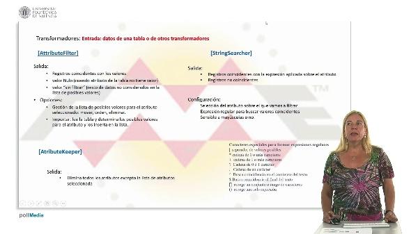 FME Desktop: transformadores de atributos