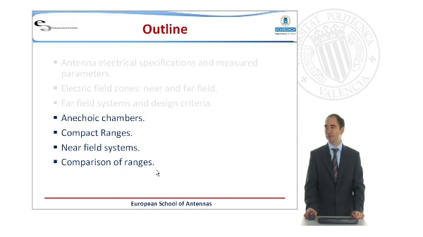 Introduction to antena measurement systems. Part 2