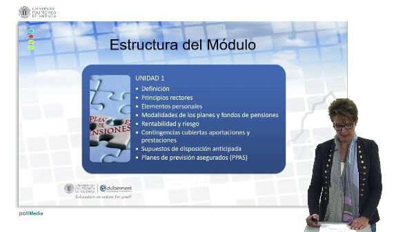 Objetivos competenciales del módulo 6