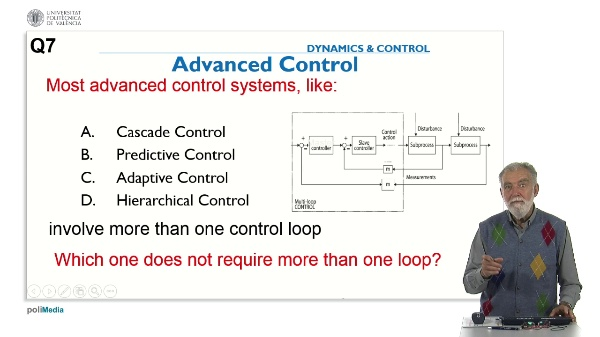 Control Systems Design. Answer 7