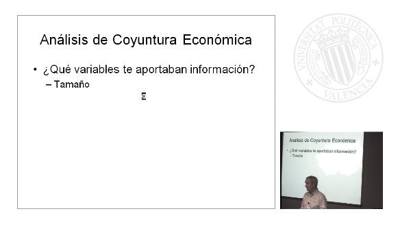 Análisis de Coyuntura Económica