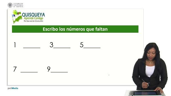 Quisqueya Aprende Contigo. Matemáticas. Unidad 1. Tema 1 (IV)