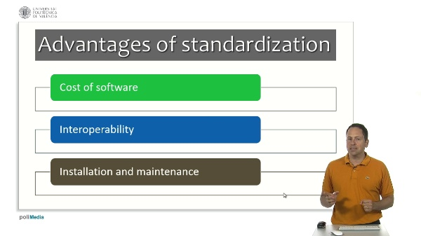 Standardization of office software