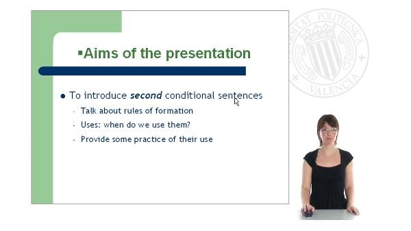 Conditional sentences - Part II