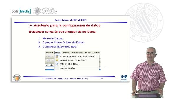 Iniciación y sistemas de Monitorización. Bases de datos (parte 6)