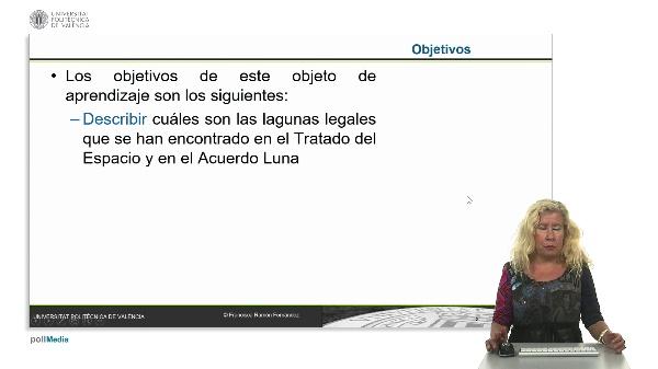 Lagunas legales en el Tratado del Espacio y en el Acuerdo Luna.