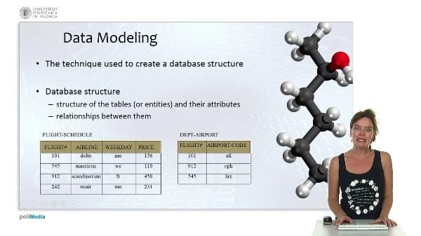 Database, files and datawarehousing: database models