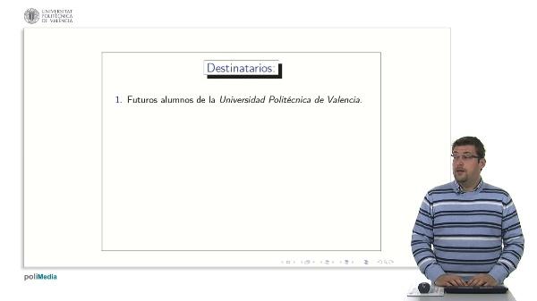 Bases Matemáticas: Integrales. Presentación
