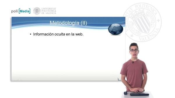 Análisis de indicadores económicos mediante la web (I)