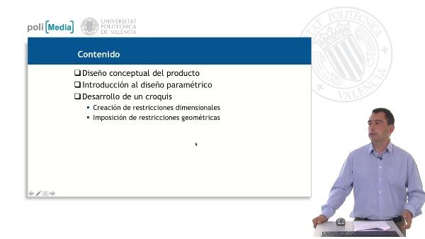 Diseño Paramétrico Asistido por Ordenador con NX (Práctica)