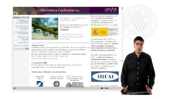 Cochrane Library - Ejercicio de aplicación