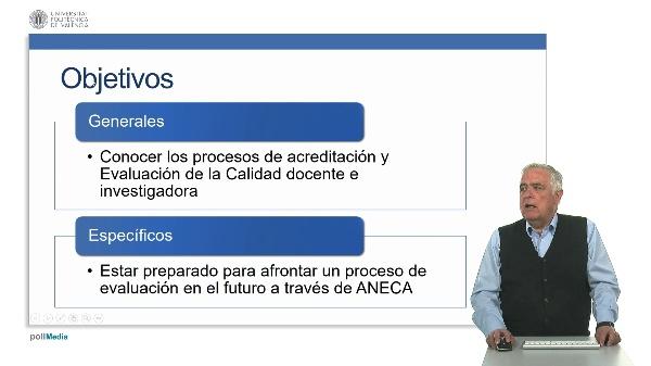 Agencia Nacional de Evaluación de la Calidad y Acreditación.