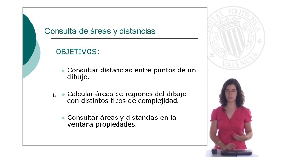 Consulta de áreas y distancias