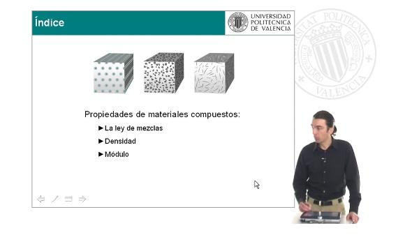 Cálculo con materiales compuestos de fibra continua y alineada