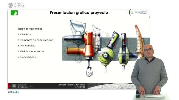 Presentación gráfica proyectos