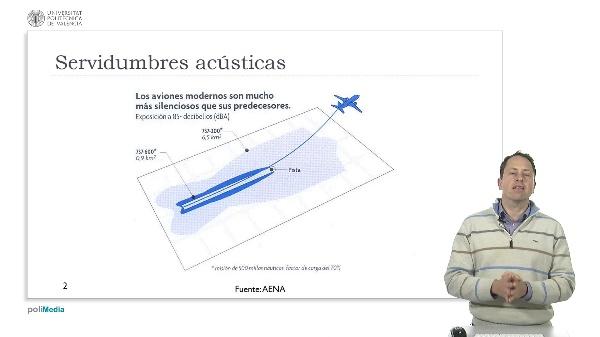 Ingeniería Aeronáutica - Servidumbres acústicas