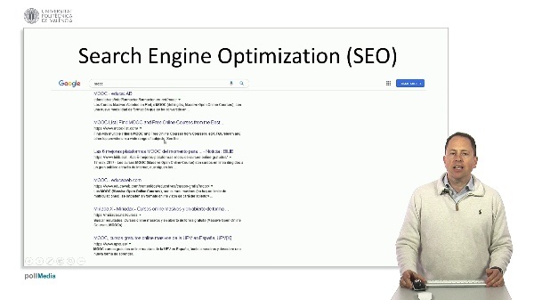 MOOC Digital Marketing. SEO