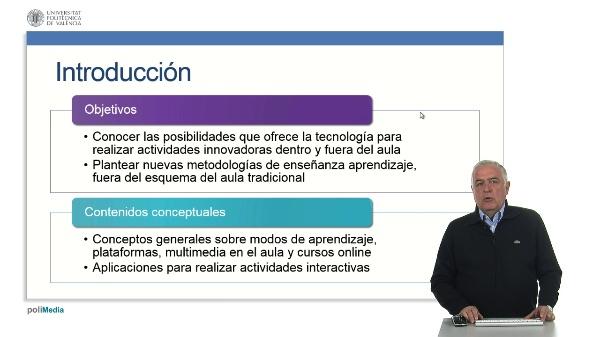 Las TIC como dinamizador de la enseñanza. Aula 2.0. Introducción