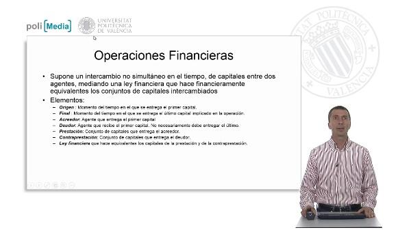 Operaciones Financieras. Coste y Rentabilidad