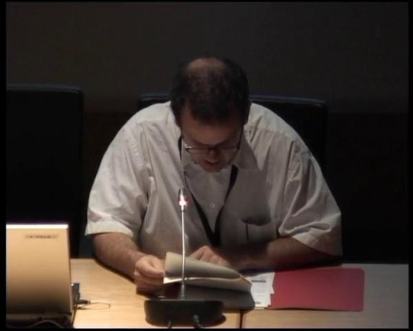 Comunicación: Pau de Solà-Morales Serra. Causas y efectos del retroceso de la investigación en arquitectura