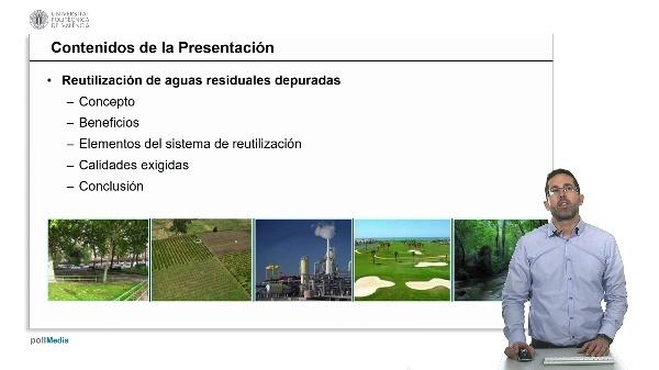 Reutilización de aguas residuales depuradas