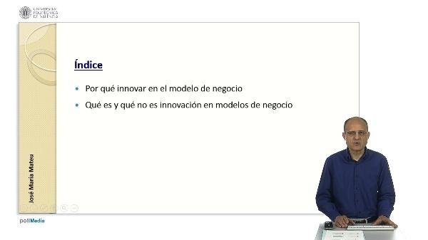 Innovación en modelos de negocio.