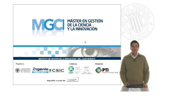 Presentación del Master