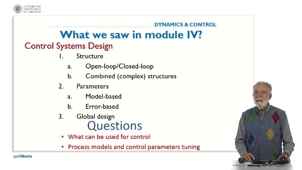 Control Systems Design. Question 6