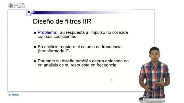 Métodos de diseño de filtros IIR