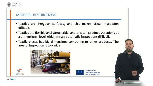 Material restrictions.