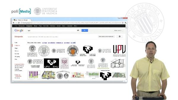 Buscar en Internet. Buscando imágenes con Google