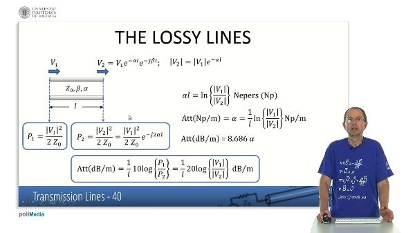 Transmission Lines (VII)