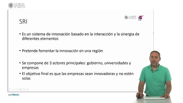 Sistemas regionales de innovación