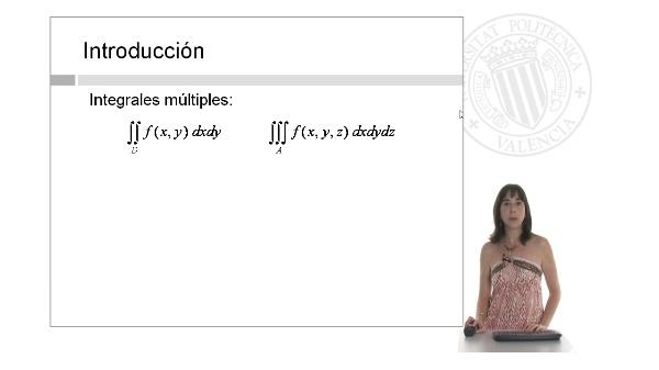 Cambio de variable en integrales múltiples. Coordenadas cilíndricas.