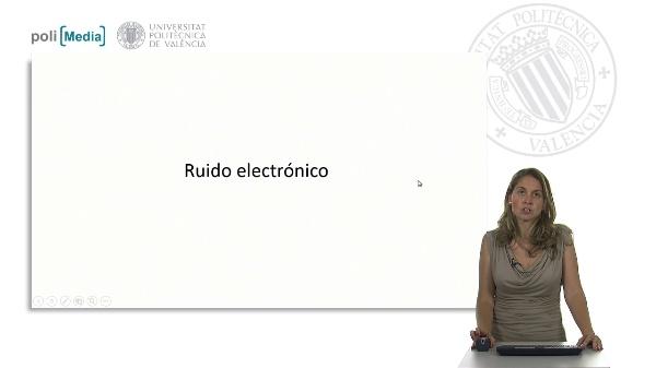 Ruido electrónico