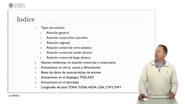 MOOC Diseño aeropuertos según OACI. Introducción módulo 1