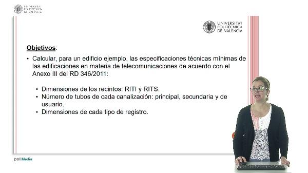 Ejemplo Dimensionamiento según ANEXO III del Real Decreto 346/2011