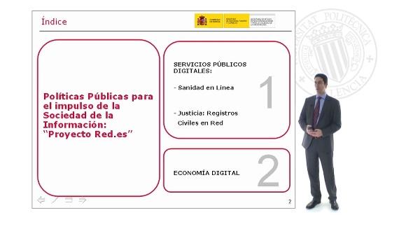Servicios Públicos Digitales y Economía Digital