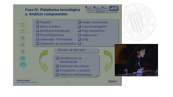 Telefónica: Modelo de Propuesta Tecnológica de Administración Electrónica para las Universidades Españolas