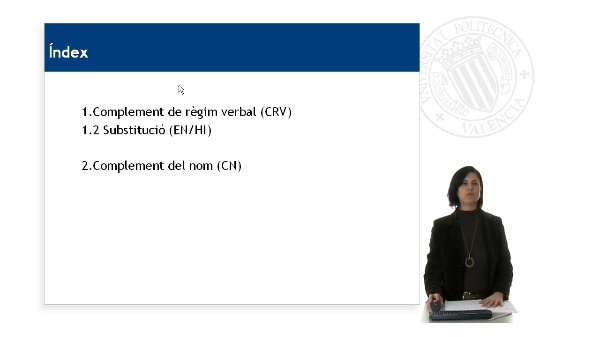 Bloc 8. CRV, CN i C.Adj